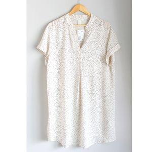 H&M Polka Dot Shirt Dress